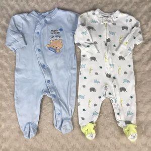 Baby Boy Sleeper Bundle Okie Dokie Carter's